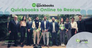 Quickbooks Online & Oyster Hub Tax Accountants