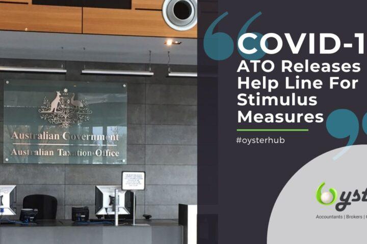 COVID-19 - ATO Help Line