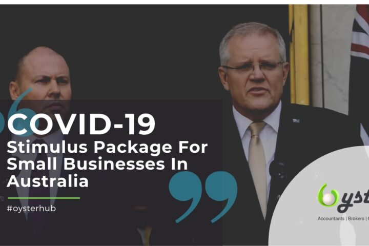 COVID-19 Stimulus Package For Small Businesses In Australia