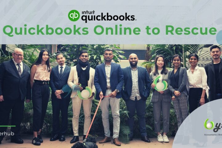 Quickbooks Online & Oyster Hub Tax Accountants